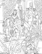 The Nortan Royal Family