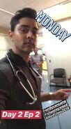 Behind The Scenes - Season Two - Manish Dayal Instagram Live - Ep 2 Day 2 (1)