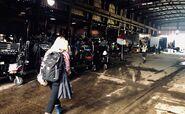 Behind The Scenes - Season Two - Skate Park Set (1)