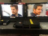 Behind The Scenes - Season Three - Amy Holden Jones Instagram - Matt (1)