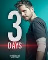 The Resident - Season Two - 3 Days Poster