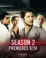 The Resident Season Two Premiere Date