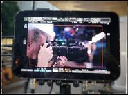 Behind The Scenes - Season Two - Guy D'Alema Twitter - 2x02 Camera Operator