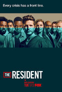 The Resident - Season Four - Poster (1)