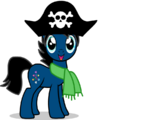 AJ, The Autistic Pony