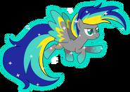 Rainbow animewolfgamer by bast13-d8fdlzw