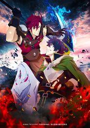 Anime Key Visual 4