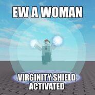 Virginity shield