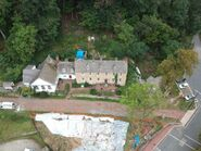 X932irtsheq11 Rockledge aerial shot