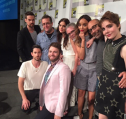 Salem Comic-Con 2015 Main Cast & Creators