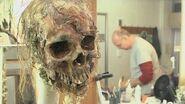 SECRETS OF SALEM- Special Effects Make-Up