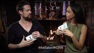 SALEM- Ask Salem with Shane West & Ashley Madekwe