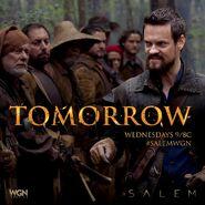 Salem 306 Alden poster