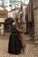 S01 -- Photoshoot -- Mary Sibley & John Alden