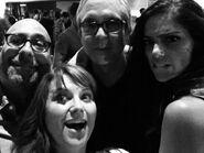 Salem Comic-con 2015 Adam Brannon Lucy Janet