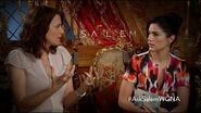 Janet asks Lucy - What is your most memorable experience filming in Louisiana?