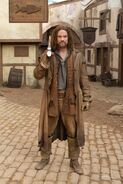 S01 -- Photoshoot -- Captain John Alden