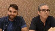 Salem - Seth Gabel, Brannon Braga Interview, Season 3 (Comic Con)