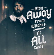 Cotton stay away quote S03