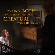 Salem 307 Gloriana Quote Card