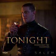 Salem 305 Sentinel promotional poster