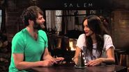 ASK SALEM Seth Gabel & Ashley Madekwe to Heathens