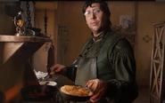 Dinley meat pie