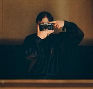 Joe Doyle selfie behind the scenes