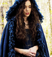Tituba with blue coat still