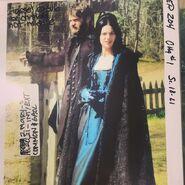 BTS-Janet & Seth autograph card