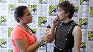 Comic Con 2015 Elise Eberle from Salem