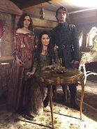 Mercy, Countess and sebastian costumes