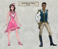 School for good and evil uniforms sophie era