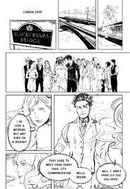 CJ CoHF comic, wedding 01