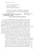 Shadowhunter's codex page