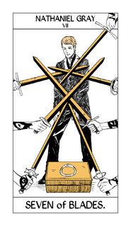 Tarot Blades 7