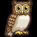 Night Owl Transparent