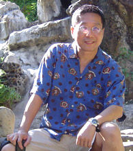 Dr. Russell Heng - Singaporean academic, playwright, psychologist and former journalist
