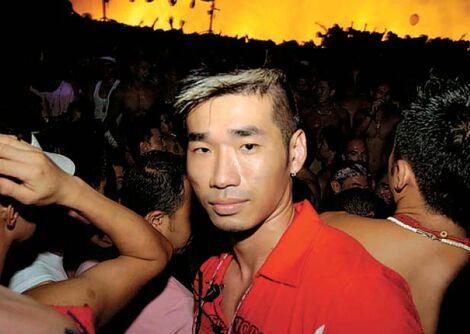 Dr. Stuart Koe - founder of Asia's largest English-language LGBT web portal, fridae.com.