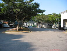 The carpark behind the Victoria Street Wholesale centre, also where Johore Road used to be.