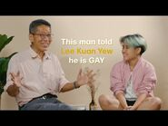LGBTQ+ people who lived through the 1960s & 70s - Pinkdot 13- Generations