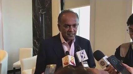 K_Shanmugam_on_India's_decriminalisation_of_gay_sex