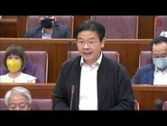 Education Minister Lawrence Wong on students with gender dysphoria