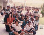 Sasja 9 years old primary school