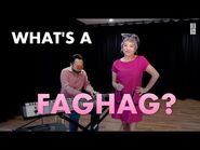 FAGHAG - Title Song - Performed by Pam Oei and Julian Wong!