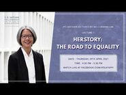"""IPS-Nathan Lecture I- """"Herstory- The Road to Equality"""""""