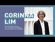 Gender Equality is not anti-men- Interview with 8th S R Nathan Fellow Corinna Lim