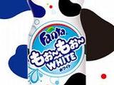 Fanta Moo Moo White