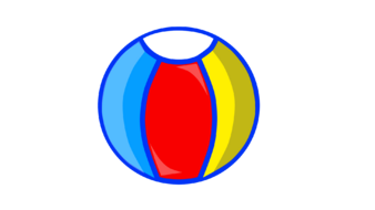 Beach ball new bodie
