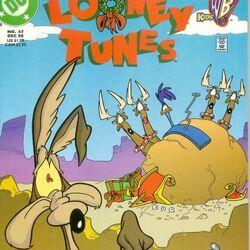 Looney Tunes (DC Comics) 47